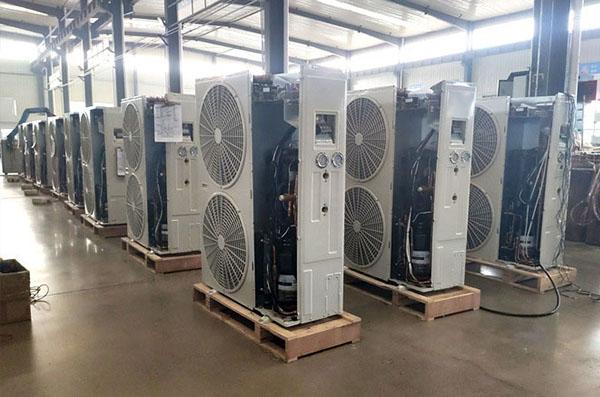 空气源热泵_小型家用空气源热泵