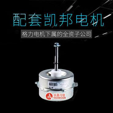 跃鑫2匹挂机配套凯邦电机