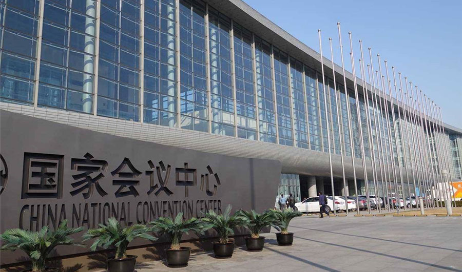 北京国家会议中心二期_580台卧式明装风机盘管