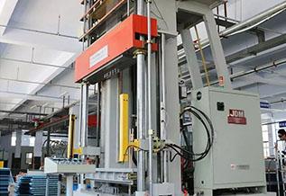 立式液压胀管机
