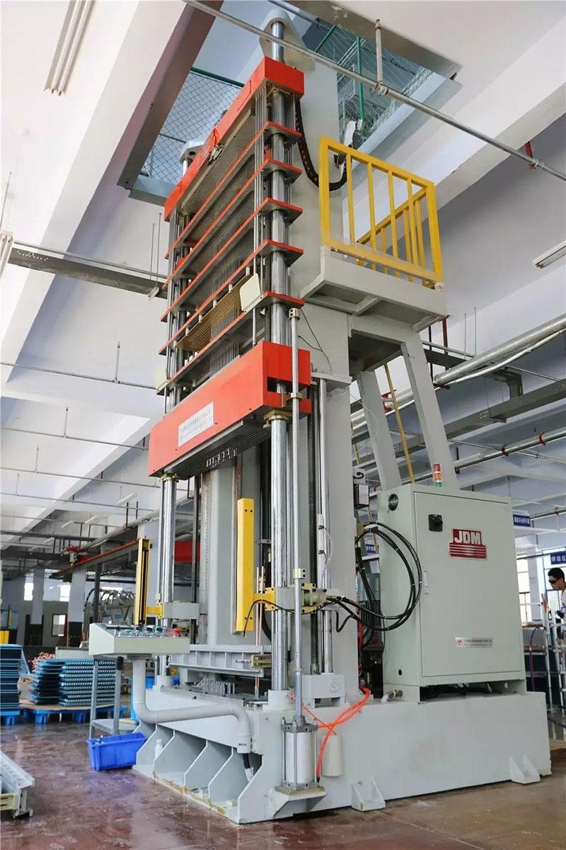 立式液压胀管机_风机盘管表冷器机械胀管设备