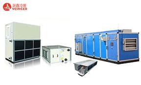 FCU、AHU、PAU、RCU、MAU、FFU空调中的常见术语
