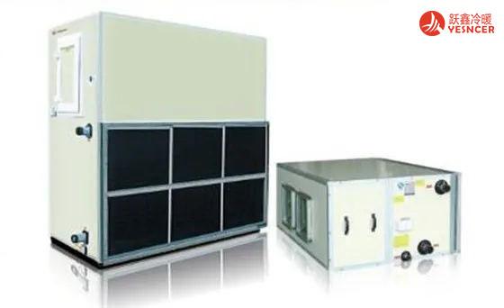 空气处理机组(左:立/卧式,右:吊顶式)