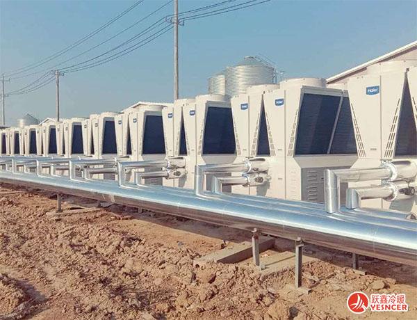 空气源热泵_空气能热泵