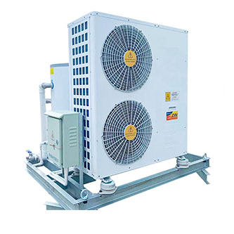 空气源热泵_空气源热泵一体机