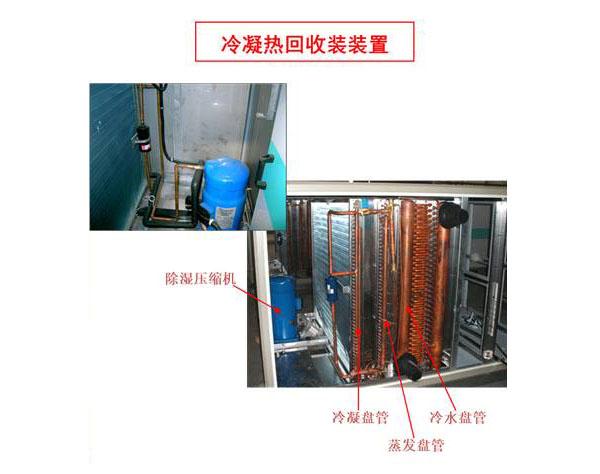 冷凝热回收装装置